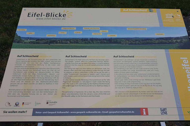 Eifel-Blick Gefell