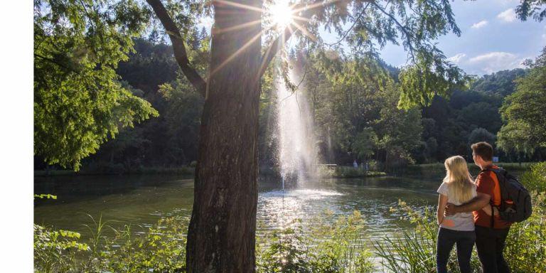 Dunaris-Quelle © Natur- und Geopark Vulkaneifel GmbH, Kappest