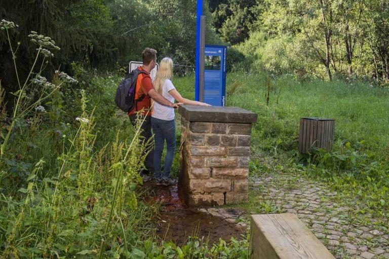 Leute am Josendrees © Natur- und Geopark Vulkaneifel GmbH, Kappest