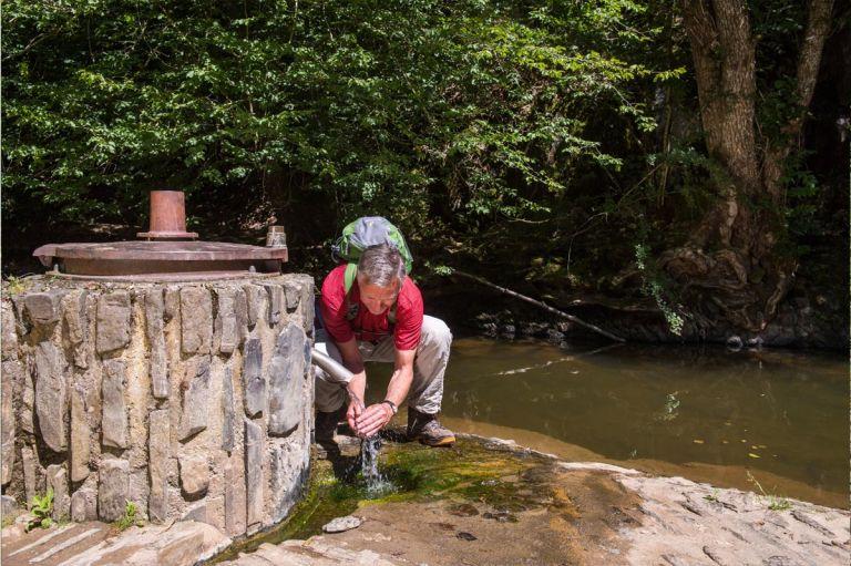 Strotzbüscher Quelle © Natur- und Geopark Vulkaneifel GmbH, Kappest